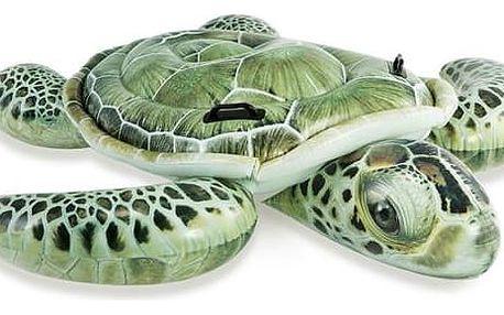 Intex Realistická želva 1,91x1,70 m (57555)