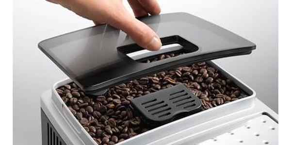 Espresso DeLonghi Magnifica ECAM22.110SB černé/stříbrné + dárky Příslušenství DeLonghi Skleničky espresso + Káva zrnková DeLonghi Kimbo Classic 250g v hodnotě 318 Kč3