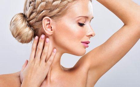 Hydratační ošetření italskou kosmetikou