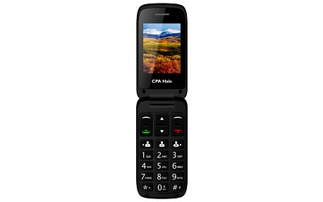 Mobilní telefon CPA Halo 13 modrý (TELMY1013BL)