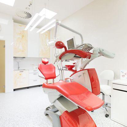 Dentální hygiena vč. vstupní prohlídky a Airflow na Žižkově