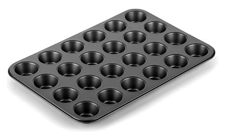 Forma na muffiny Tescoma Delícia, 24 otvorů