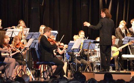 Vstupenka na symfonický koncert Filmové Hudby