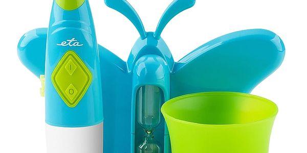 Zubní kartáček ETA Zubnička 1294 90080 modrý3