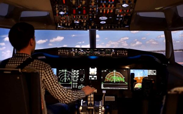 Zalétej si na simulátoru Boeingu 737 a přistaň jako Sully2