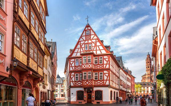 Německo a Lucembursko: zájezd s ubytováním na 3 noci včetně snídaně2