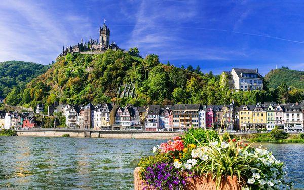 Německo a Lucembursko: zájezd s ubytováním na 3 noci včetně snídaně3