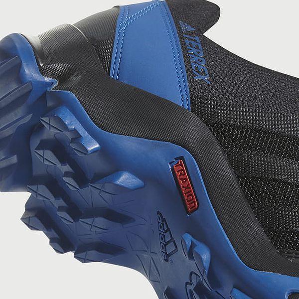 Boty adidas Performance Terrex Ax2R Modrá4