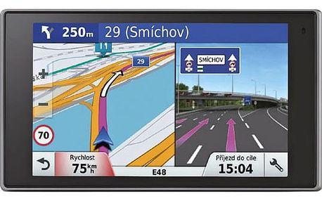 Navigační systém GPS Garmin DriveLuxe 50 Lifetime Europe45 černá (010-01531-17)