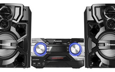 Minisystém Panasonic SC-AKX660E-K černá