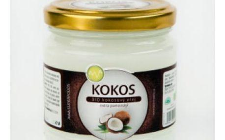 Bio kokosový olej AWA Superfood - 400ml - SLEVA - blížící se datum spotřeby
