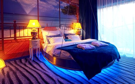 Stylový hotel Lenart**** u Krakova s polopenzí a wellness