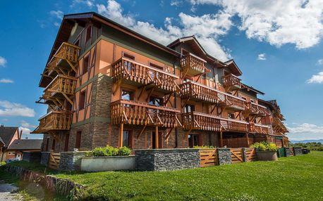 Vyoské Tatry v Tatragolf Mountain Resort se slevami do aquaparku