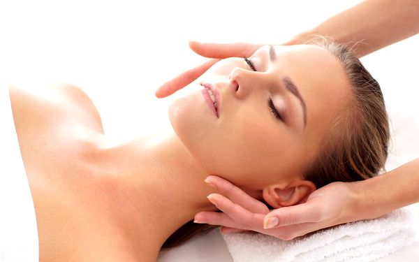 60minutová kraniosakrální terapie k uvolnění napětí