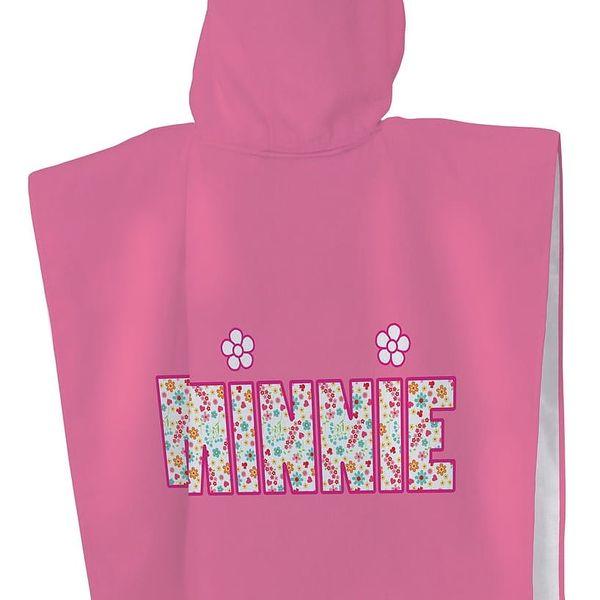 CTI pončo Minnie Liberty 60x120 cm2