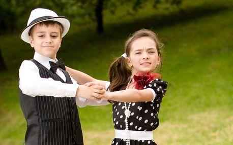 Dětský letní Taneční Tábor ve Stradonicích