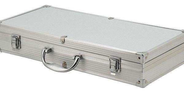 Cattara Grilovací nářadí sada 11 ks, stříbrná3