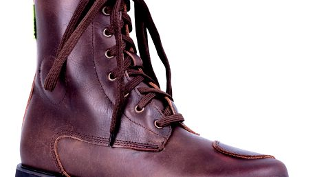 Moto boty W-TEC Reef Barva hnědá, Velikost 45
