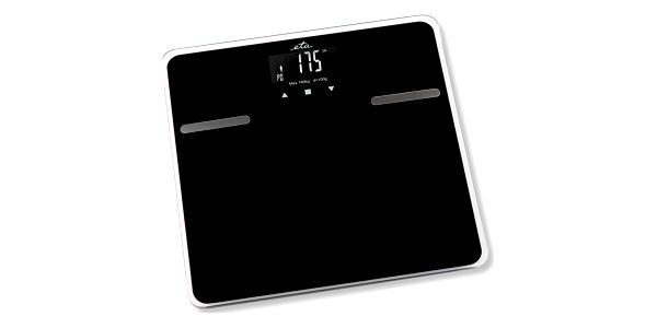Osobní váha ETA Kate 4780 90000 černá2
