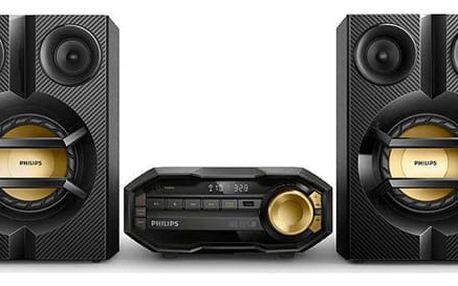HiFi systém Philips FX10 černý
