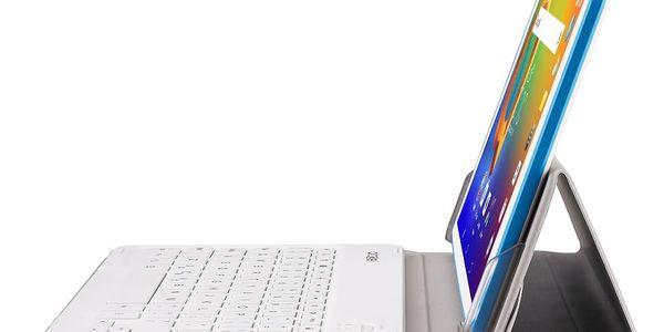 """Dotykový tablet ALCATEL A3 10"""" Wi-Fi 8079 + klávesnice (8079-2DALE15-3) bílý Software F-Secure SAFE, 3 zařízení / 6 měsíců v hodnotě 979 Kč5"""