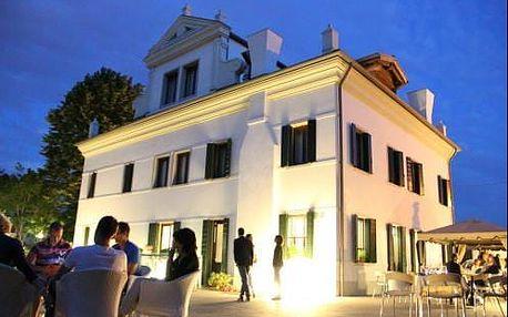 Nádherný pobyt v Benátkách v 5* hotelu s romantickým prostředím