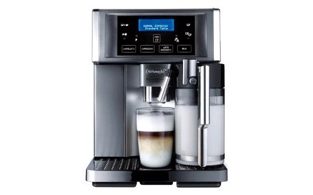 Espresso DeLonghi PrimaDonna ESAM6700 nerez