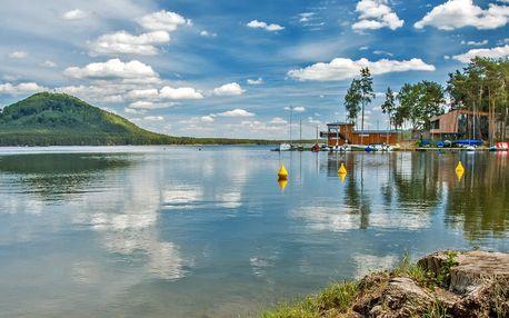 Letní rodinná dovolená u Máchova jezera