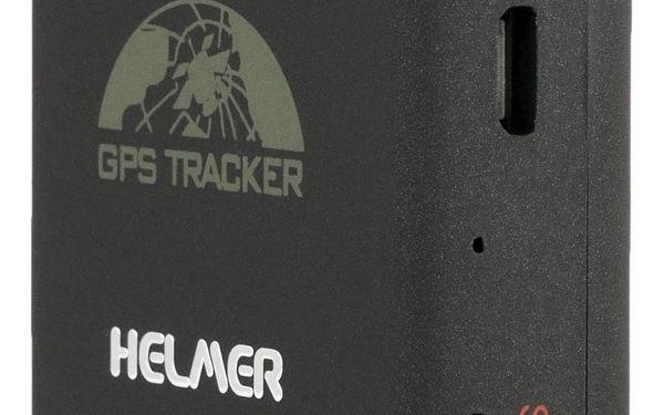 GPS lokátor Helmer LK 505 univerzální lokátor LK 505 pro kontrolu pohybu zvířat, osob, automobilů (Helmer LK 505)4