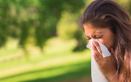 Testování 90 nejběžnějších alergenů