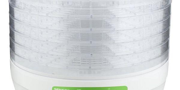 Sencor SFD 790WH sušička potravin s regulací teploty, bílá2