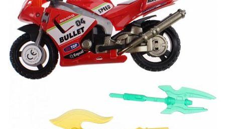 Transformer motorka 6 ks