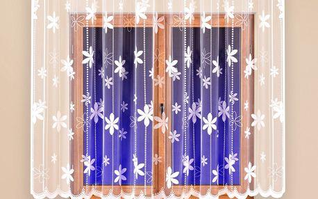 4Home Záclona Larisa, 300 x 180 cm, 300 x 180 cm