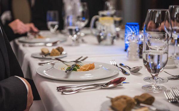 Etiketa u stolu, Praha 1, 1 osoba, 3 hodiny5