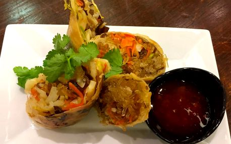 Asie na talíři