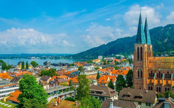 Víkendový výlet: poznejte busem krásy Lichtenštejnska, Rakouska a Německa3