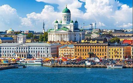Expedice Pobaltí na 6 nebo 7 dní. Poznejte krásy Litvy, Lotyšska, Estonska i Finska
