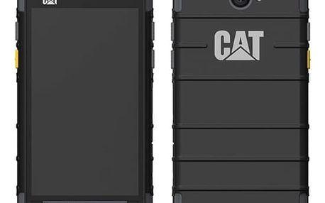 Mobilní telefon Caterpillar S30 DualSIM (CAT S30) černý Software F-Secure SAFE, 3 zařízení / 6 měsíců v hodnotě 979 Kč + DOPRAVA ZDARMA