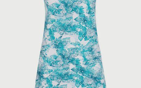 Šaty Loap Brea Modrá