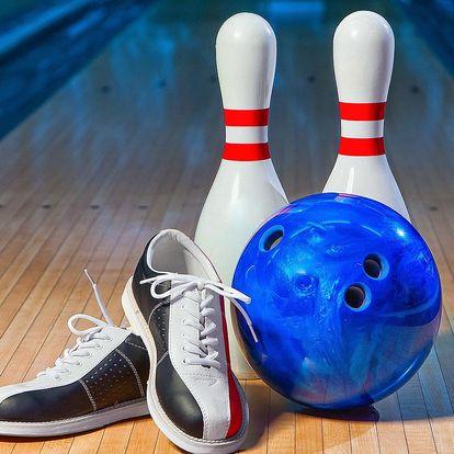 Rozkulte to: Hodina bowlingu až pro 8 hráčů