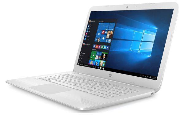 Notebook HP Stream 14-ax003nc (Z3C50EA#BCM) bílý Software F-Secure SAFE, 3 zařízení / 6 měsíců + Monitorovací software Pinya Guard - licence na 6 měsíců v hodnotě 1 178 Kč3