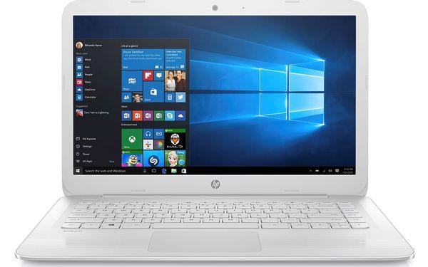 Notebook HP Stream 14-ax003nc (Z3C50EA#BCM) bílý Software F-Secure SAFE, 3 zařízení / 6 měsíců + Monitorovací software Pinya Guard - licence na 6 měsíců v hodnotě 1 178 Kč5