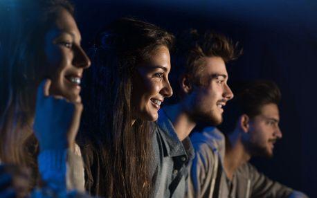 Filmové noci: vstup na film dle výběru i občerstvení
