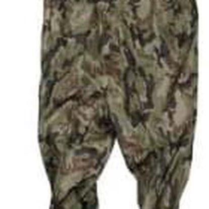 Brodící kalhoty tmavý maskáč 44
