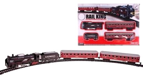 Rail King sada vláčků