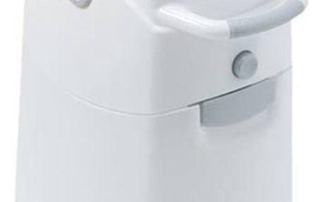 Diaper Champ Regular stříbrný/bílý