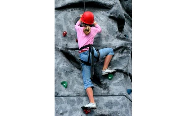 Horolezčata - lekce lezení2