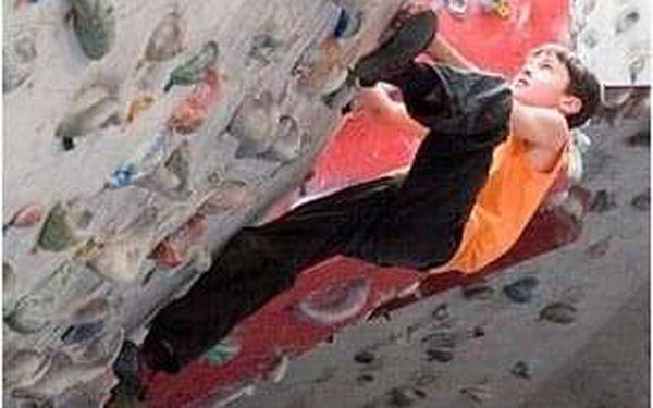 Horolezčata - lekce lezení3