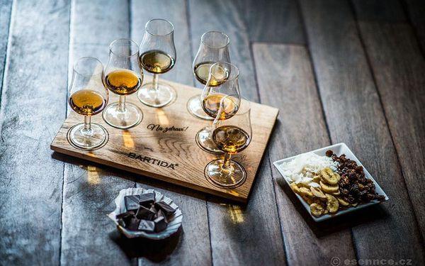 Degustace luxusních rumů pro dva3