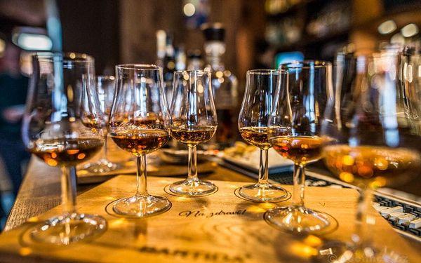 Degustace luxusních rumů pro dva5